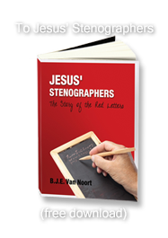 The book: Jesus' Stenographers